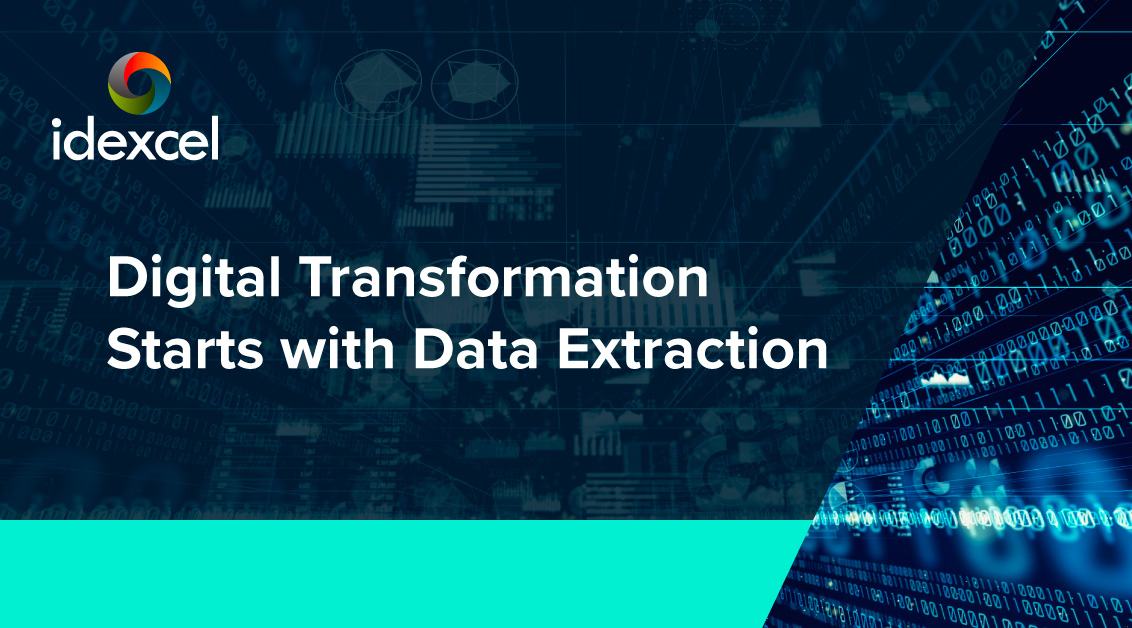 Digital Transformation Starts with Data Extraction