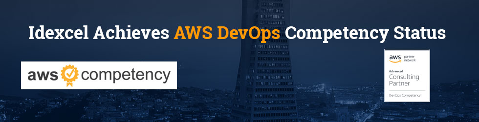 Idexcel Achieves AWS DevOps Competency Status