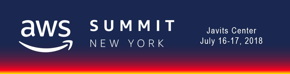 AWS New York Summit