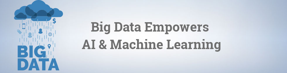 Big Data Empowers AI & Machine Learning