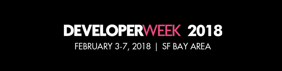 DEVELOPERWEEK 2018