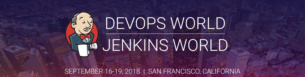 Devops World | Jenkins World Event 2018